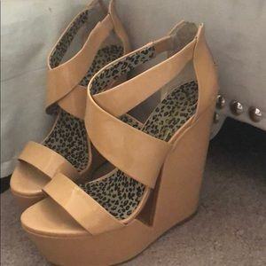 Jessica Simpson Heels/Wedges